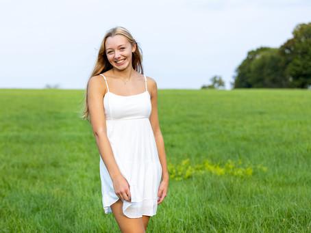 Senior Kaylie | Vail Farm in North Salem, NY | Class of 2022