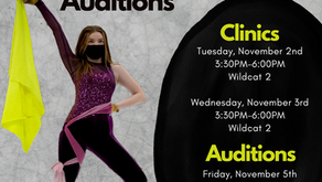 Winter Guard Auditions