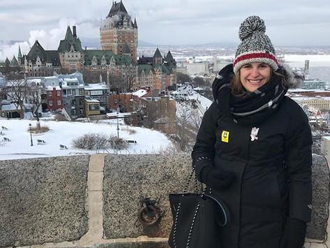 Winter Wonderland Quebec City