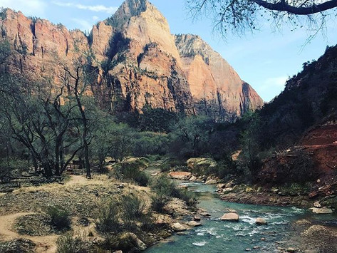 Zion, Bryce and Antelope Canyon in a Weekend!
