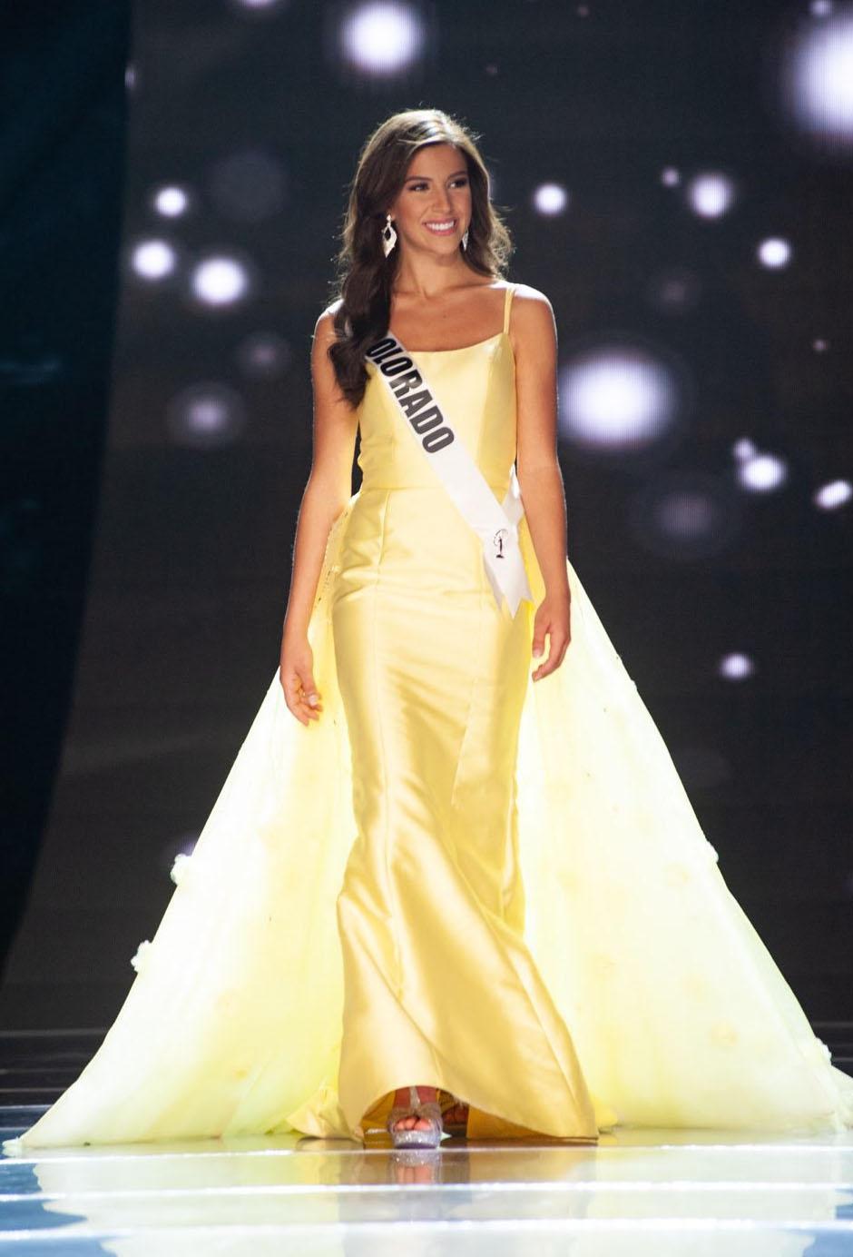 Miss Colorado Teen USA 2019