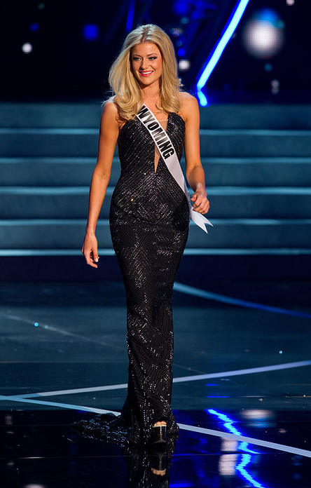 Miss Wyoming USA 2013