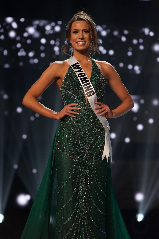 Miss Wyoming USA 2019