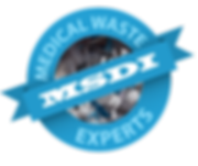 MSDI Medical Waste Experts badge