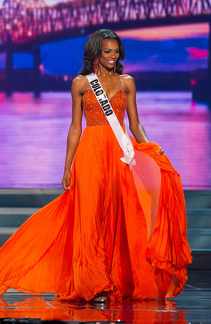 Miss Colorado USA 2015