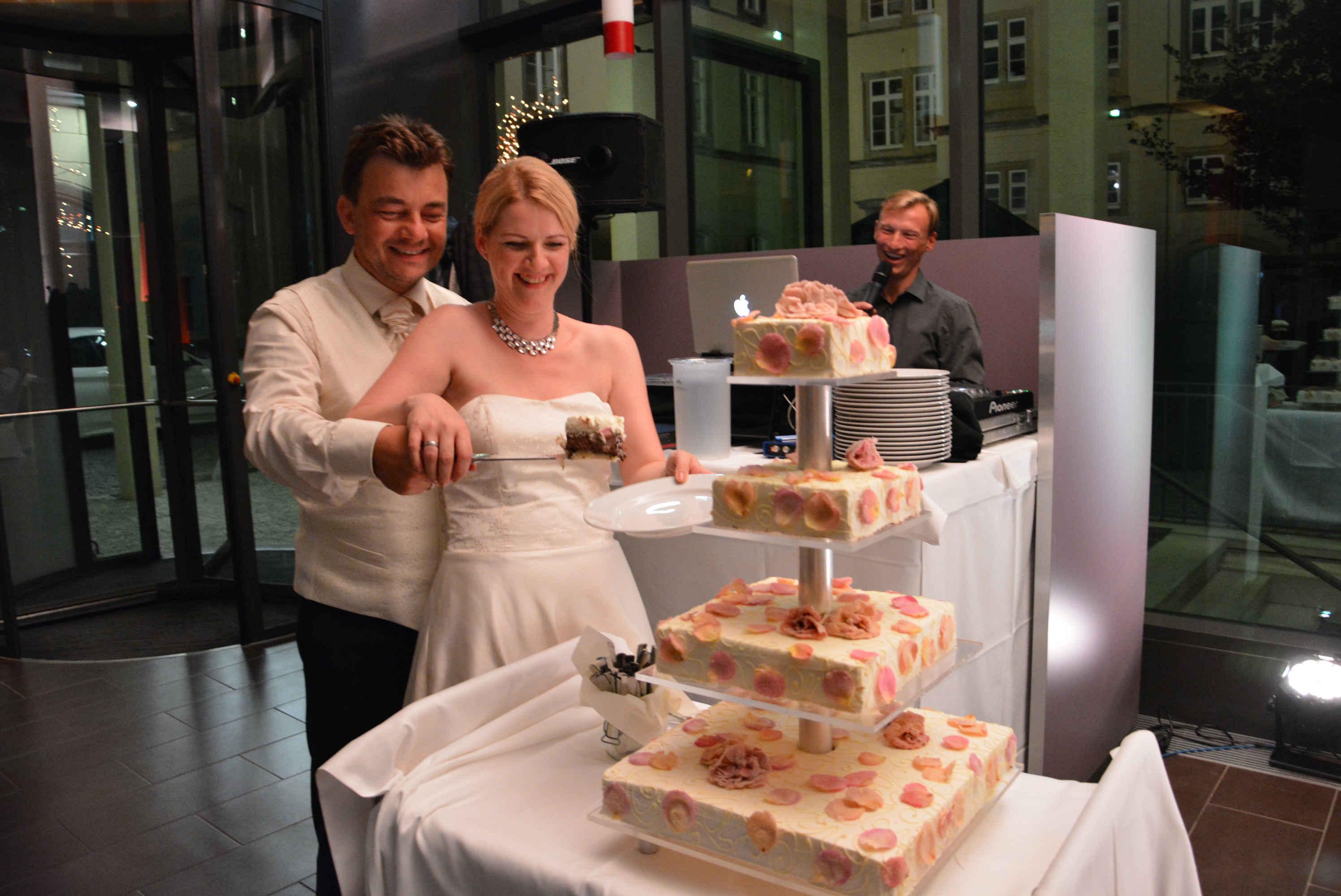 Hochzeit_Schloßcafé_Hochzeitstorte