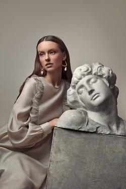 Fashion Editorial for MOTERIS