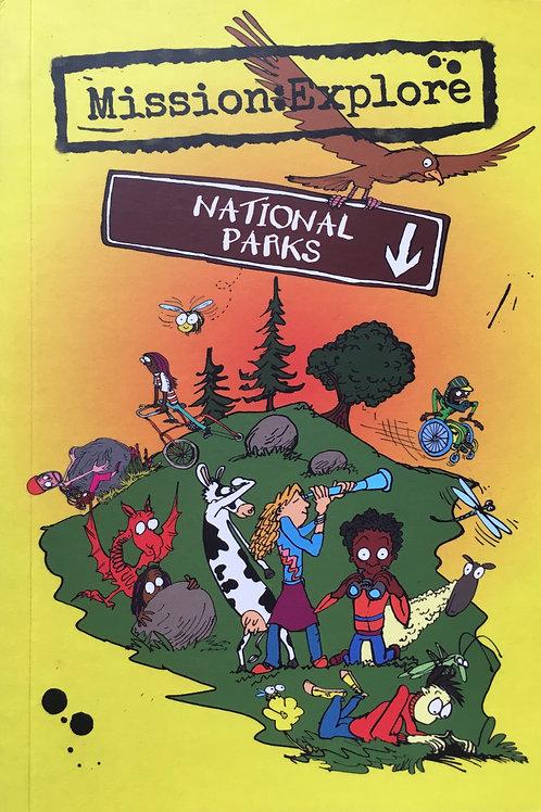 Mission:Explore National Parks