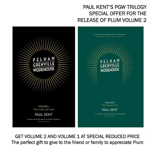 PGW ~Special Offer on Volume 1 and 2