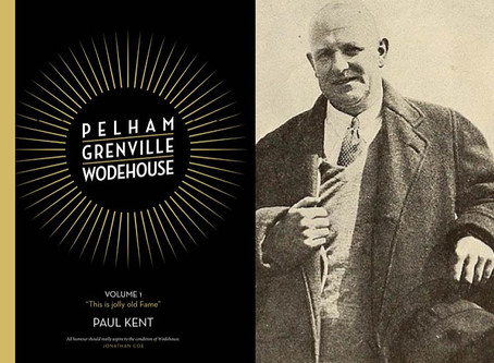 TSB acquires three-volume biography on life and works of Pelham Grenville Wodehouse