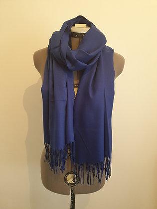 Lightweight 100% cashmere scarf