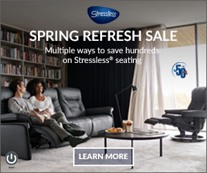 Stressless Base Plus & Free Accessory Promotions begins Friday!