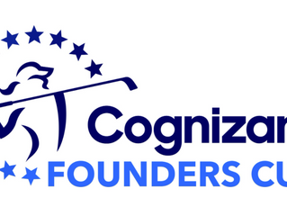 Cognizant Tee's Up Global Men's and Women's Golf Partnerships