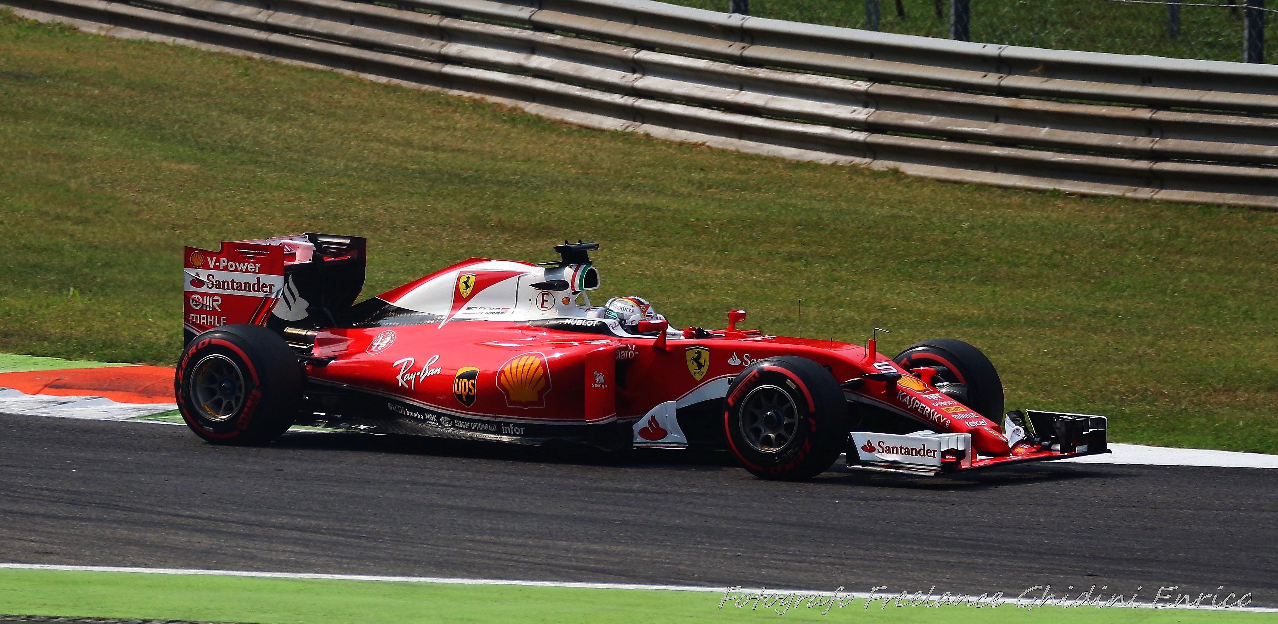 GP 1 Monza 201636
