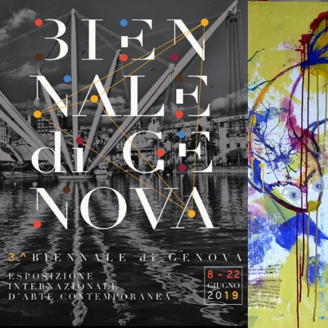 GENOVA BIENNALE OF ART June 2019