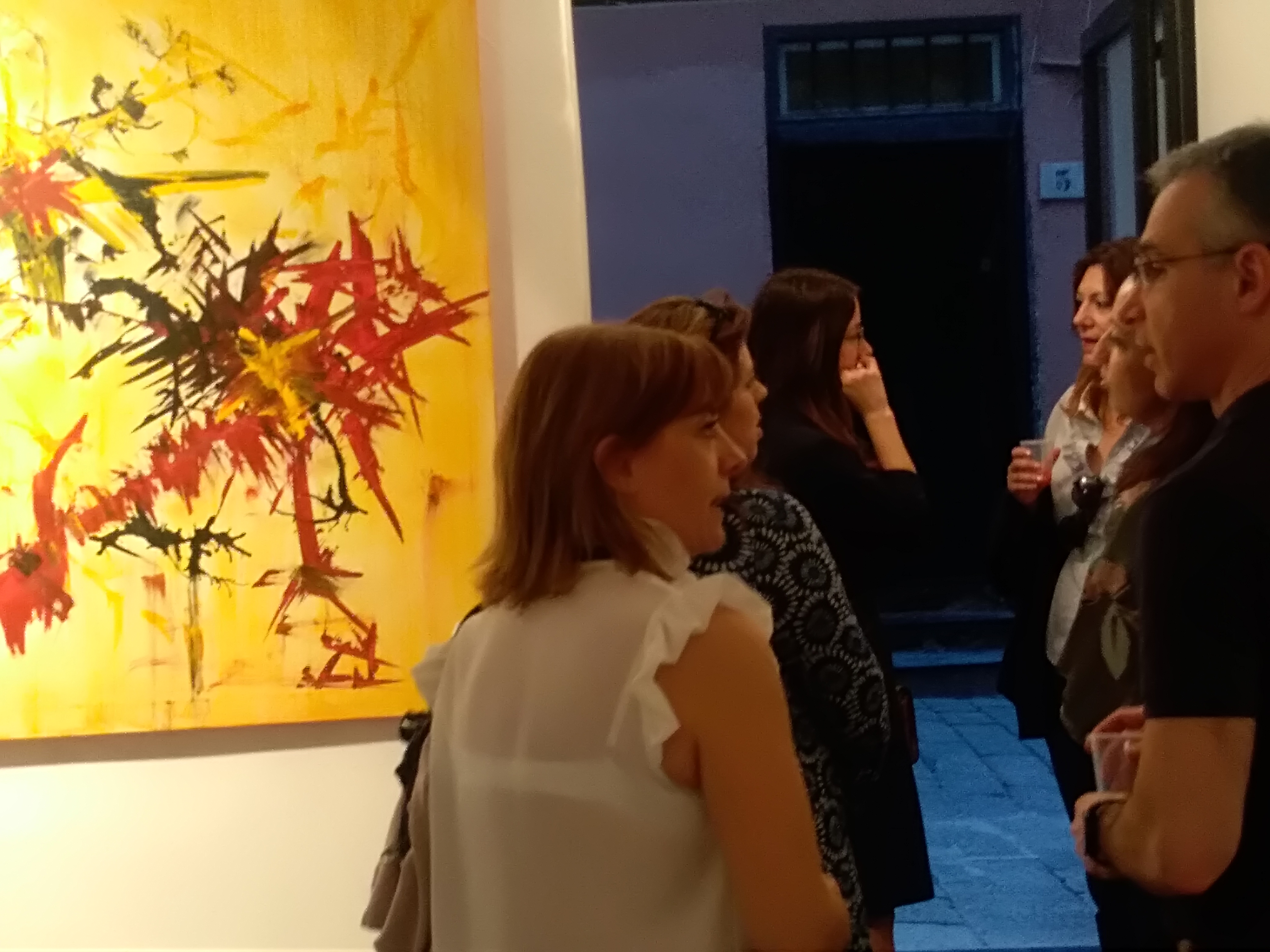 Genova Art Expo_ show