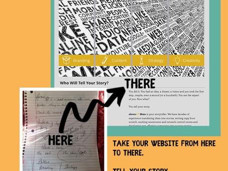 WEBSITE: MAKE IT PERFECT