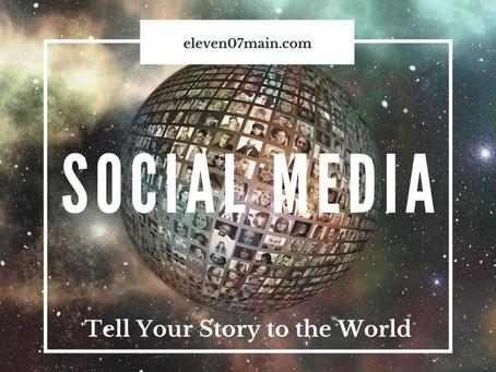 SOCIAL MEDIA: A CAUTIONARY TALE