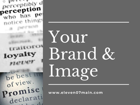 BRAND & IMAGE: Be True to Yourself