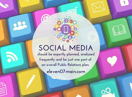 SOCIAL MEDIA: HIRE A PROFESSIONAL