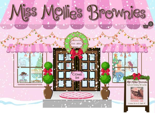Miss Mollie's Brownies