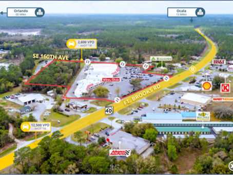 INKED: Delisle of Island Associates Real Estate Inc. brokers sale of 71,646 s/f shopping center