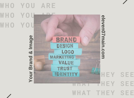 BRAND & IMAGE: Your Promise to the World