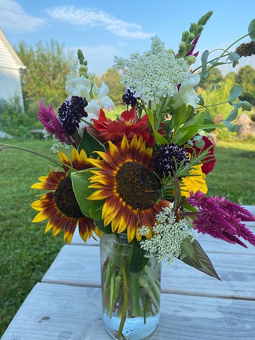 Flower CSA (weekly bouquet)