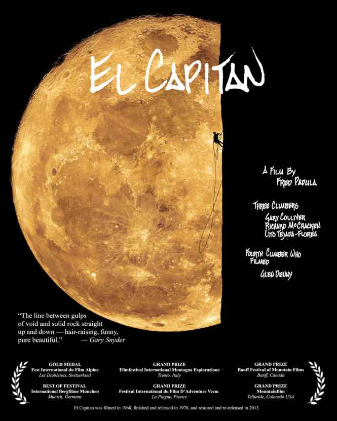 "How to Make a Cult Classic: Fred Padula on ""El Capitan"""