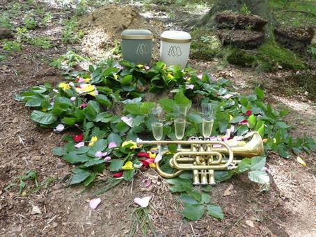 Friedhofsgrab auflassen – und dann?