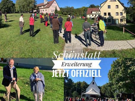 Klosterwald Kahlenberg: Unsere Nachbarn bauen um
