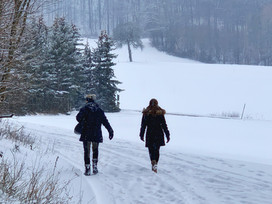 Winter in Heiligenkreuz