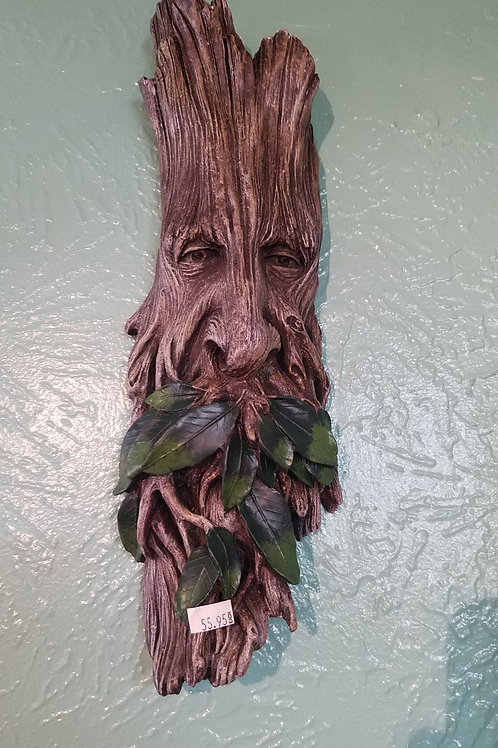 Greenman Tree Plaque