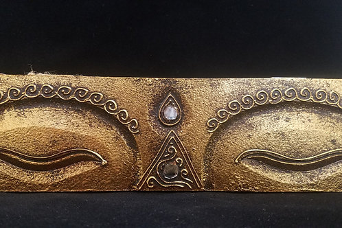 Golden Buddha Eyes Box
