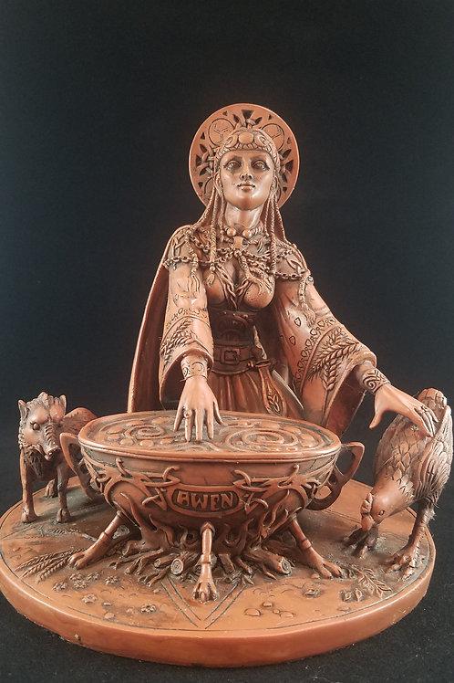 Cerriden Statue