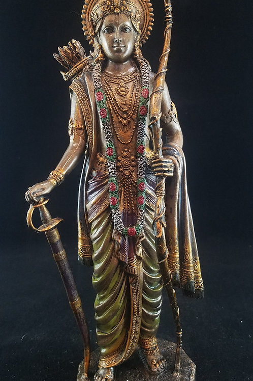Hindu Rama Statue