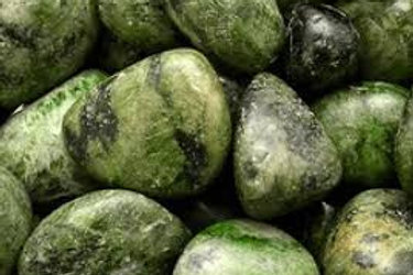 Green Kyanite (Tumbled)