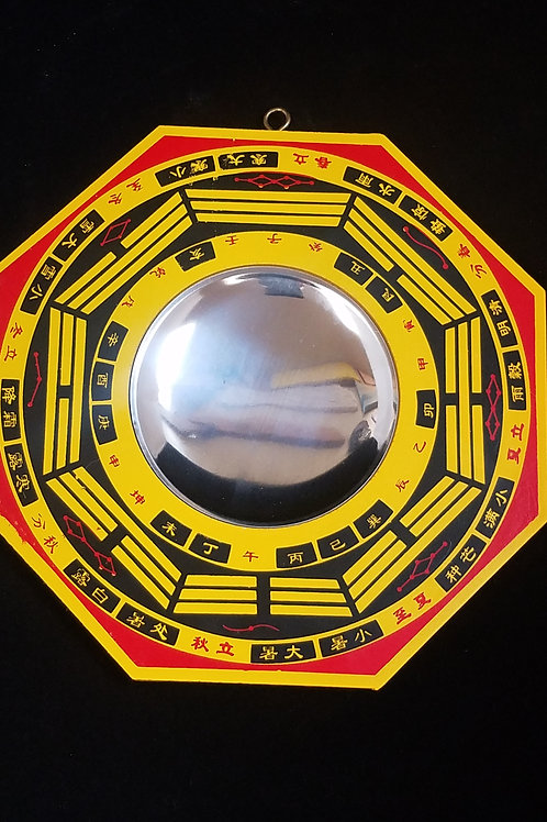 Chinese Scrying Mirror