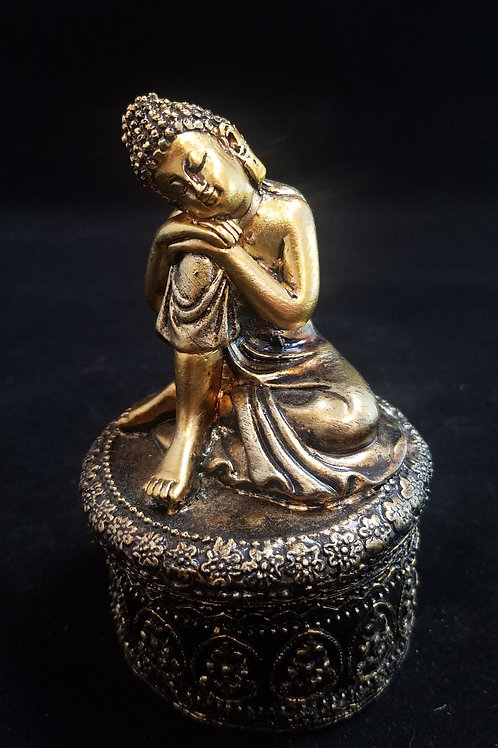 Golden Buddha Box