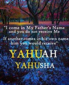 Are Yahuah & Yahusha the True Names?