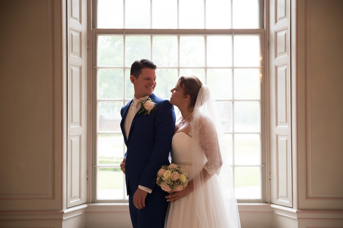 Bruiloft Evert&Ines