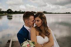 Bruiloft foto's David en Angela