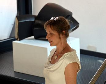 Simone Maria Dietz, Kunsthistorikerin M.A.