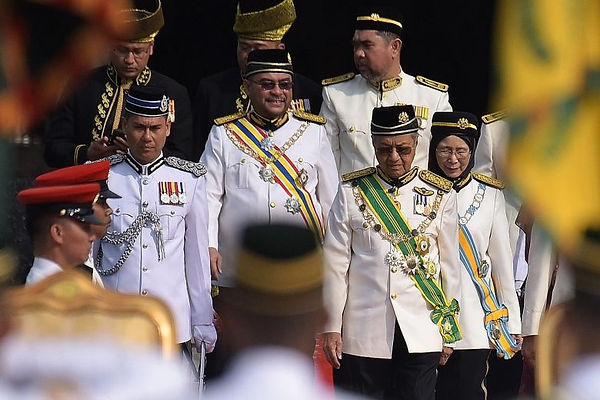 the-royal-coronation-of-Malaysias-16th-g