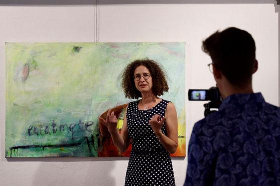 Sabine Baumann, Bürgermeisterin Jockgrim