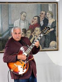 Karl Koller, Jazzgitarrist
