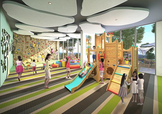兒童遊戲室 Play Room