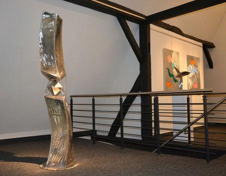 Skulptur von Klaus Gündchen
