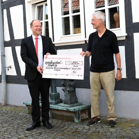Spendenaktion Corona der Sparkasse Germersheim-Kandel