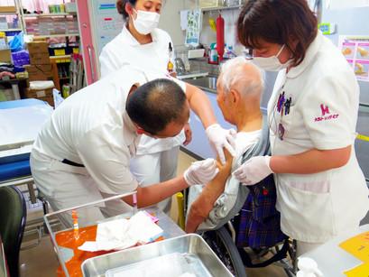 第3回 コロナワクチン接種